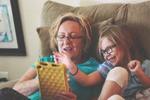 niños padres madres psicología